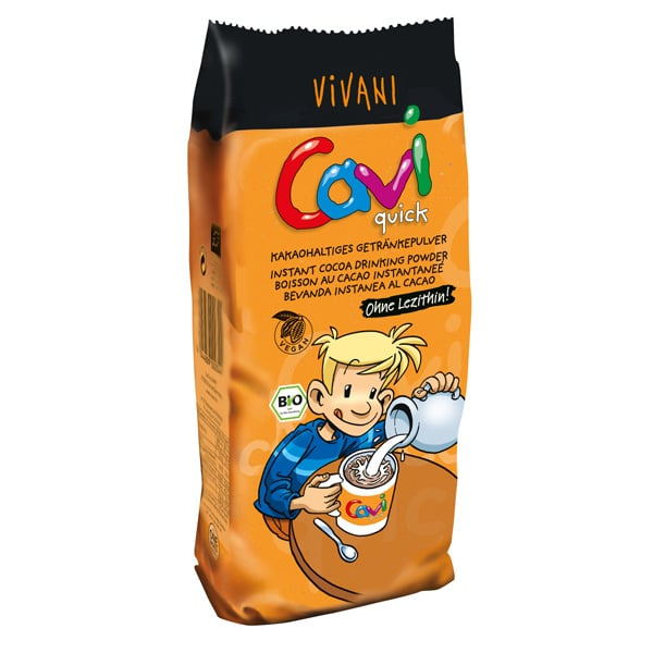 Шоколадова напитка Caviquick 400g