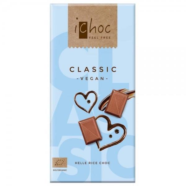 Шоколад 37% какао Classic ВЕГАН 80g