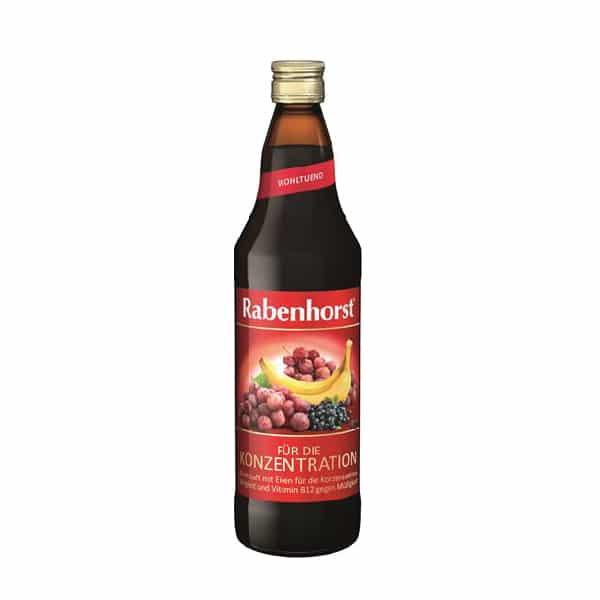 Натурален сок за концентрация 750ml