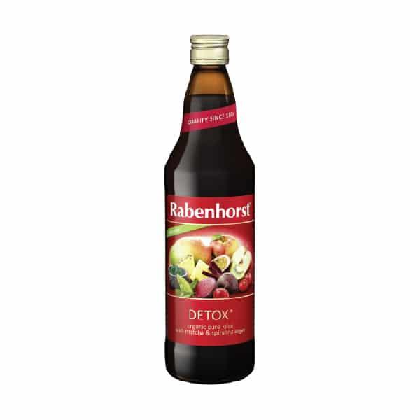 Натурален сок Detox 750ml
