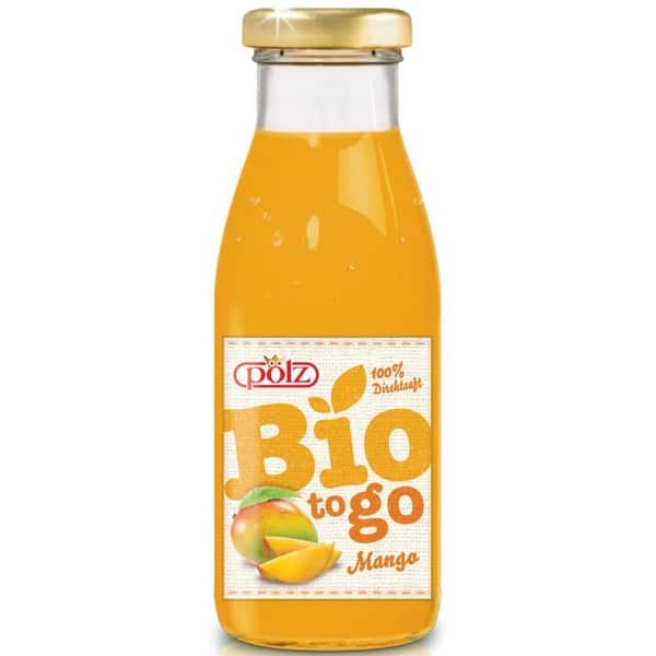 Плодова напитка с манго 250ml