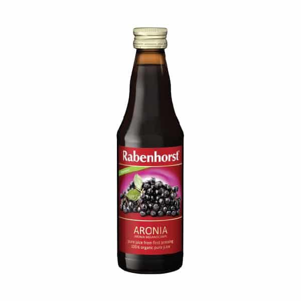 Натурален сок от арония 330ml