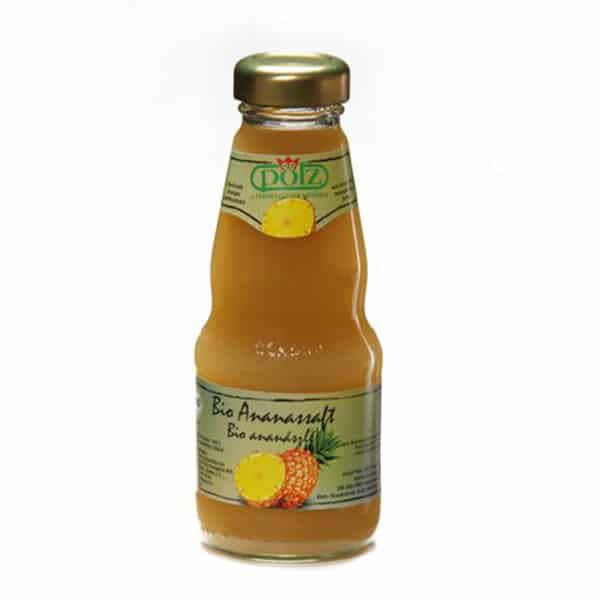 Сок ананас 100% 1L