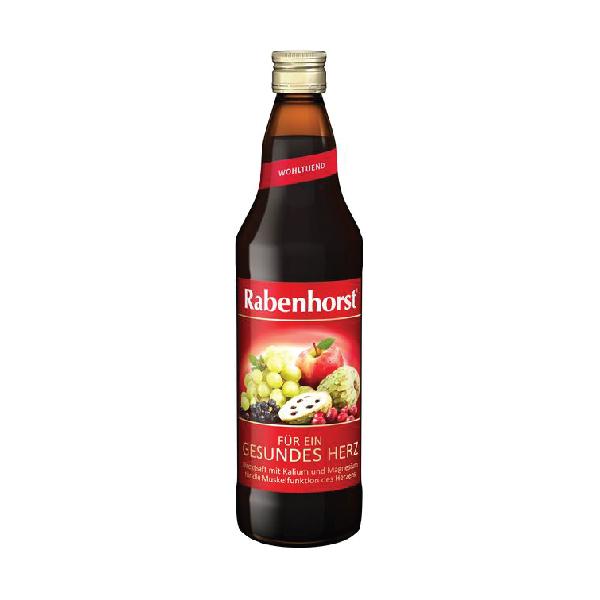 Натурален сок за здраво сърце 750ml