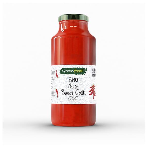 Сос Asian Sweet Chilli 250ml