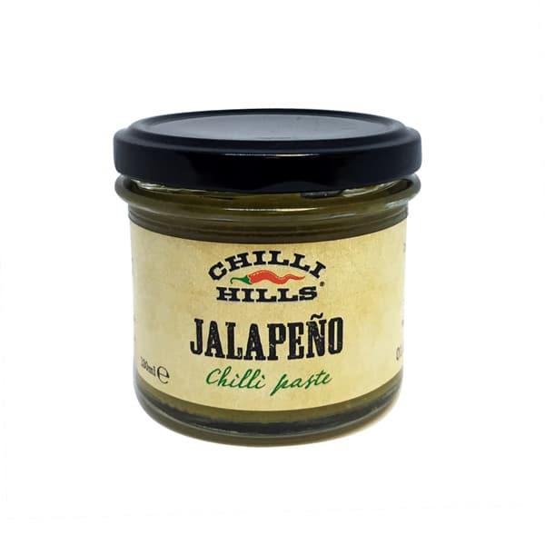 Люта паста Халапеньо 130ml