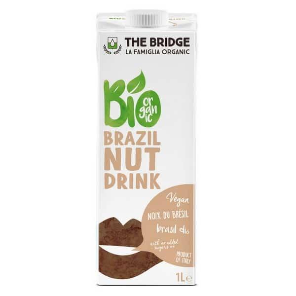 Напитка с бразилски орех БЕЗ ГЛУТЕН и БЕЗ ЗАХАР 1L