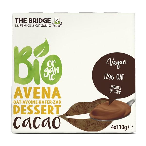Десерт овесен с какао 4х110g
