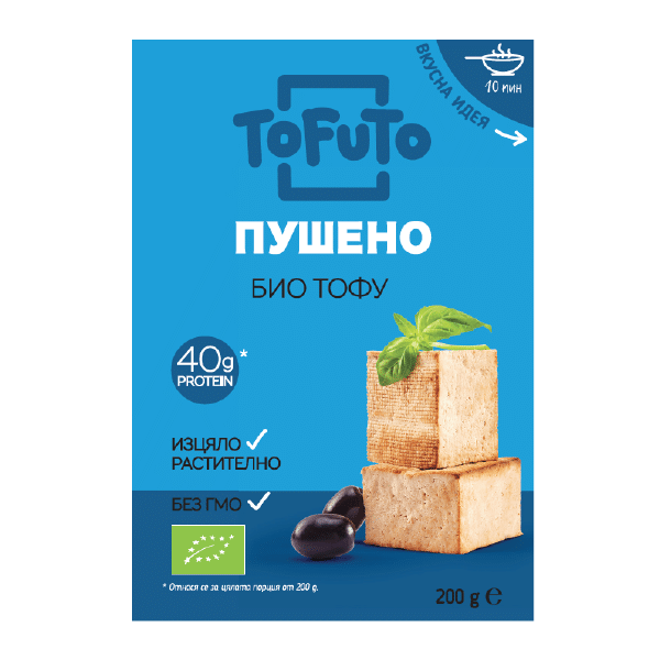 Тофу пушено 200g