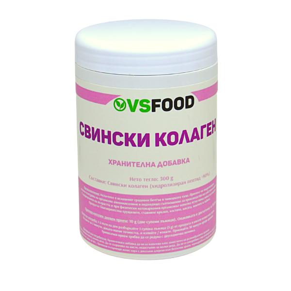 Свински колаген VSFOOD 300 гр