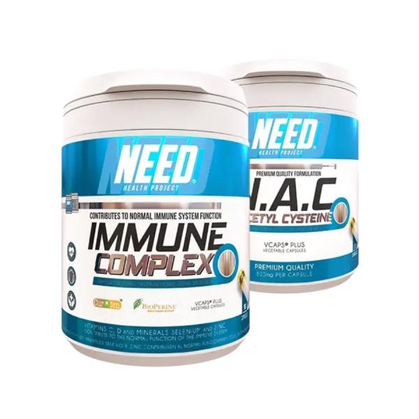 Подкрепа за имунитета IMMUNE COMPLEX PACK