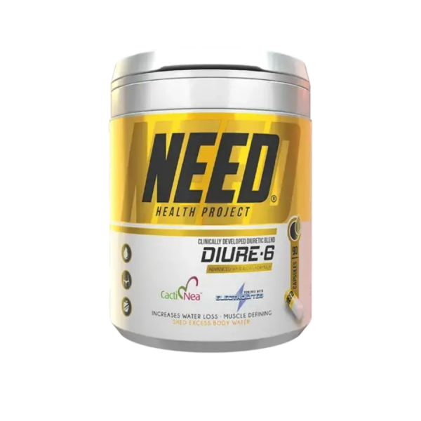 Формула за нормално тегло NEED DIURE·6 90 капсули