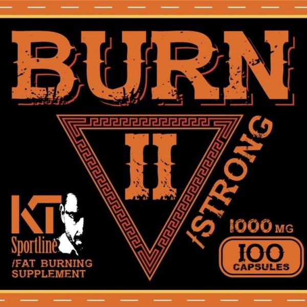 KT SPORTLINE BURN 2 / STRONG 1000MG 100 капсули