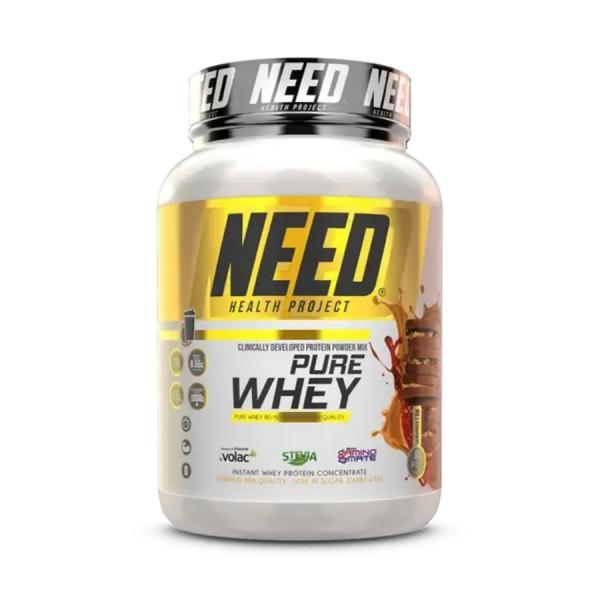 Суроватъчен протеин NEED PURE WHEY