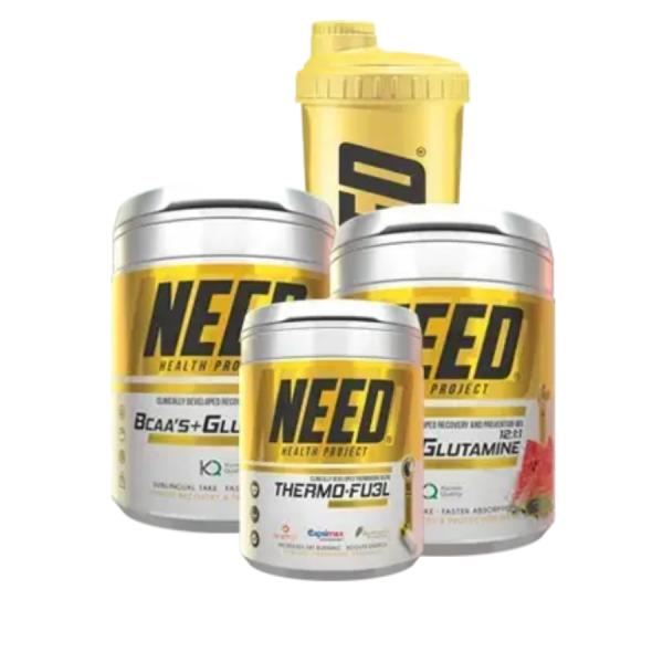 Промо пакет NEED SWEET & SWEAT PACK и Подарък