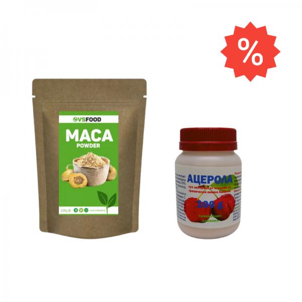 Промо пакет Maca & Acerola