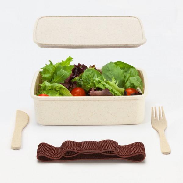 Еко Кутия за храна ARECA 400 мл
