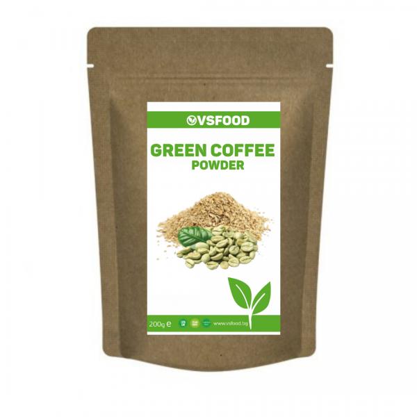 Зелено кафе мляно - 200 грама