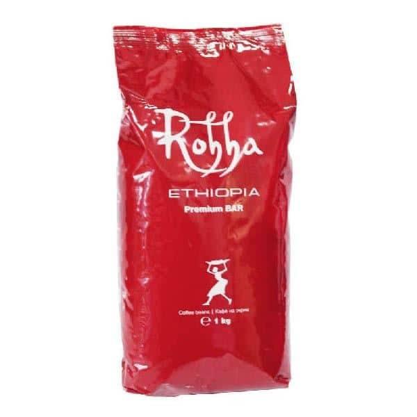 Първокласен бленд кафе от специално селектирана робуста и ароматна арабика - 1 кг