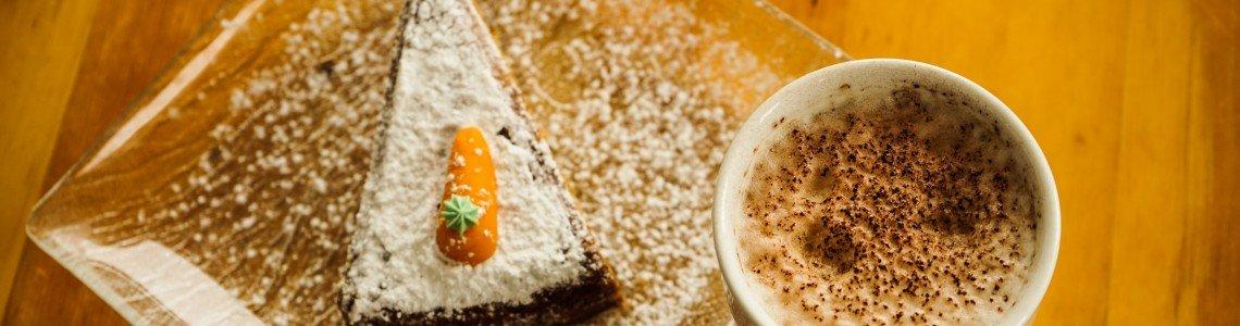 Райска Кето Морковена Торта