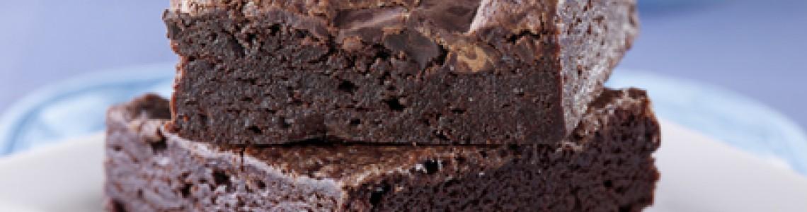 Веган брауни (рецепта)